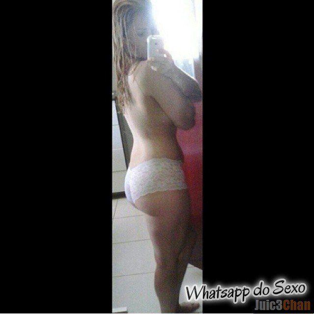 Loira muito puta caiu no whatsapp se mostrando pelada no espelhos e instagram (21)