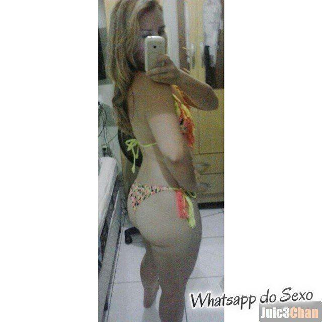 Loira muito puta caiu no whatsapp se mostrando pelada no espelhos e instagram (39)