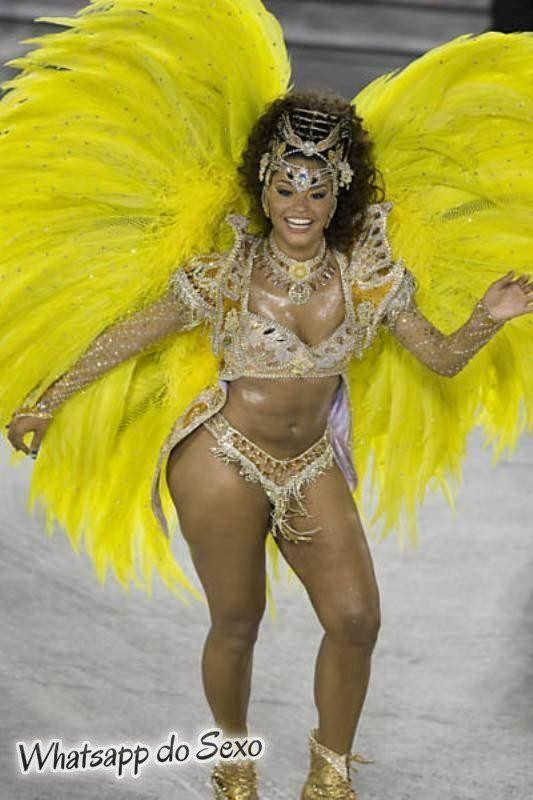 Musas do Carnaval 2015 do Rio de Janeiro