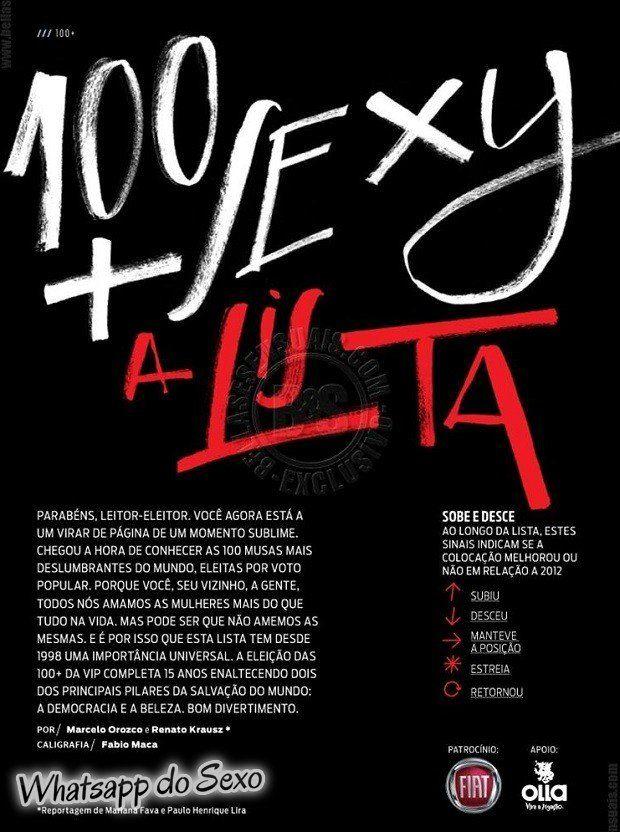 Paolla Oliveira capa da Revista Vip novembro de 2013