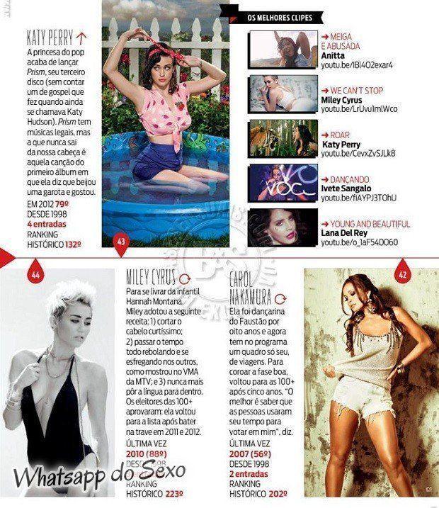Gostosa Paolla Oliveira posando para a revista como a mulher mais sexy do mundo (23)