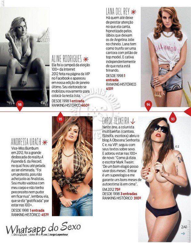 Gostosa Paolla Oliveira posando para a revista como a mulher mais sexy do mundo (4)