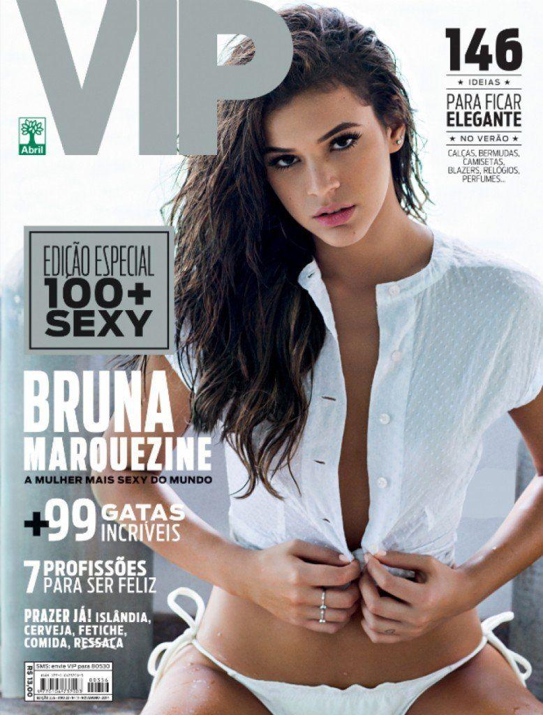 Revista Vip de Novembro de 2014 Bruna Marquezine