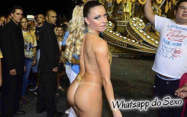 Marianne Ranieri, Miss bumbum mostrando a buceta no carnaval 2015