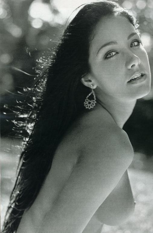 Revista PlayBoy setembro de 2000 - Helen Ganzarolli