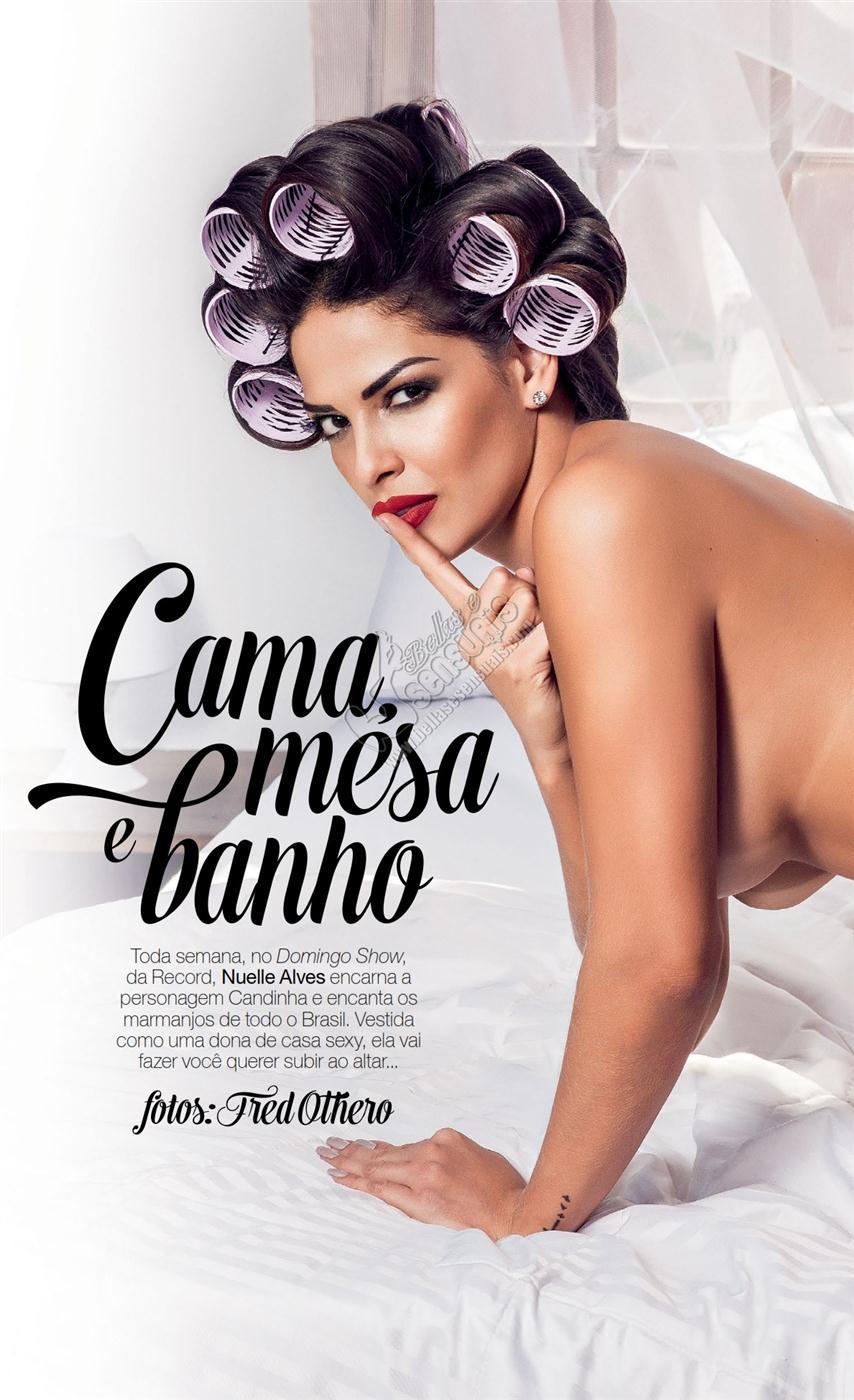 Nuelle Alves peladinha na revista masculina playboy (10)