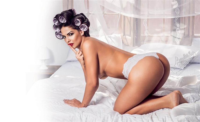 Nuelle Alves peladinha na revista masculina playboy (33)