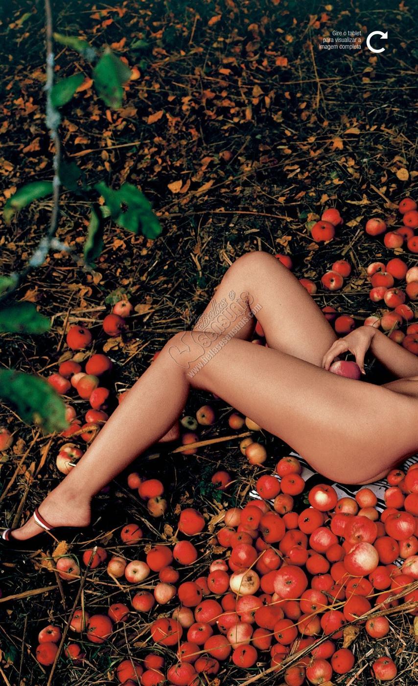 Nuelle Alves peladinha na revista masculina playboy (8)