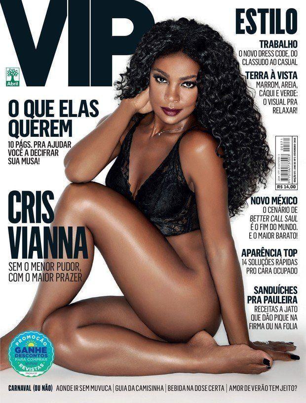 Cris Vianna pelada na revista vip fevereiro de 2016 (1)