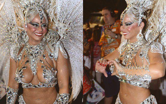 Fotos da Viviane Araújo nua pelada no carnaval (9)