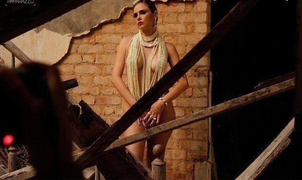 Ana Paula ex BBB 16 nua na Revista Paparazzo (2)
