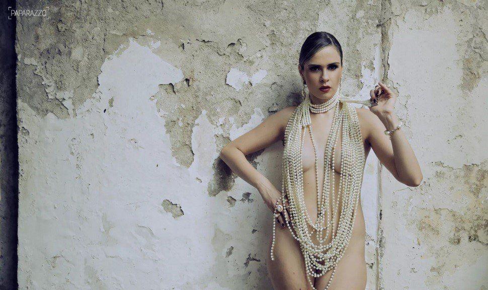 Ana Paula ex BBB 16 nua na Revista Paparazzo (8)