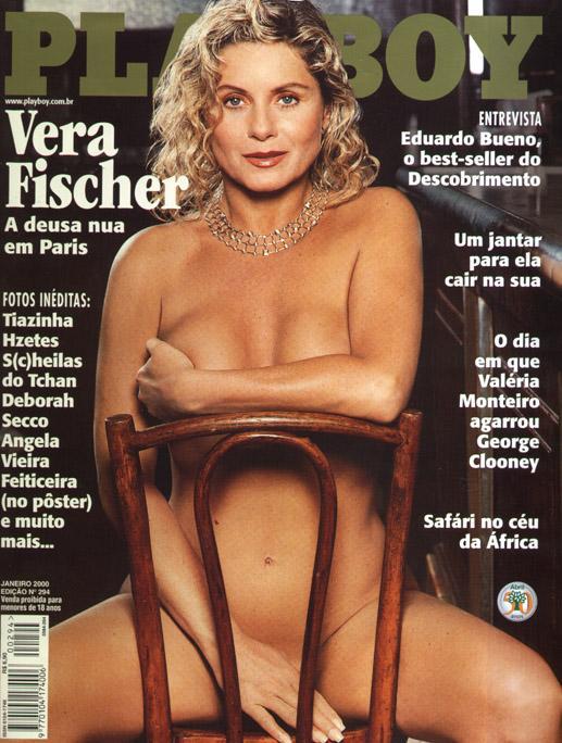 Vera Fischer pelada nua na revista Playboy (2)