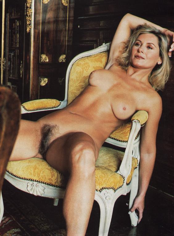 Vera Fischer pelada nua na revista Playboy (3)