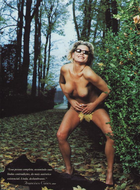 Vera Fischer pelada nua na revista Playboy (5)