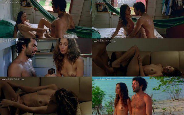 Camila Pitanga em cenas de sexo para filme brasileiro