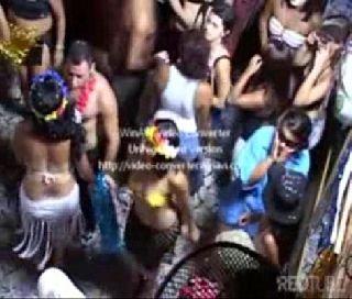 Sexo e muita putaria no carnaval do Rio