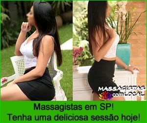 Massagistas São Paulo