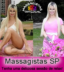 massagistas SP